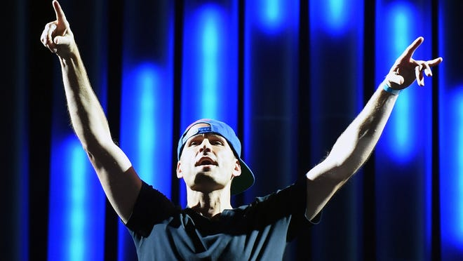 DJ-producer Kaskade will perform on May 24 at Indianapolis Motor Speedway.