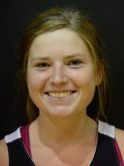 Liz Pegg, Winchester girls basketball