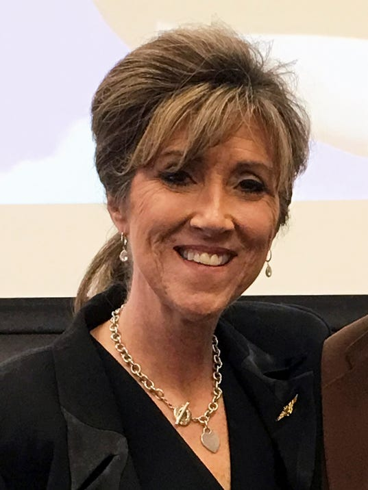 Southwest Airlines pilot Tammie Jo Shults