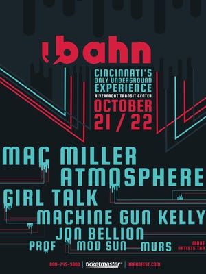 Ubahn Fest is set for Oct. 21-22.