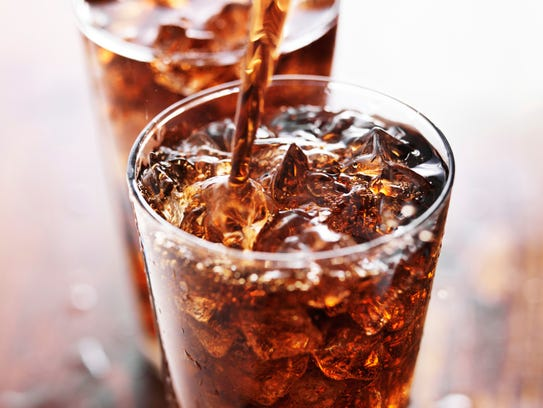 Diet soda is not good for your diet.