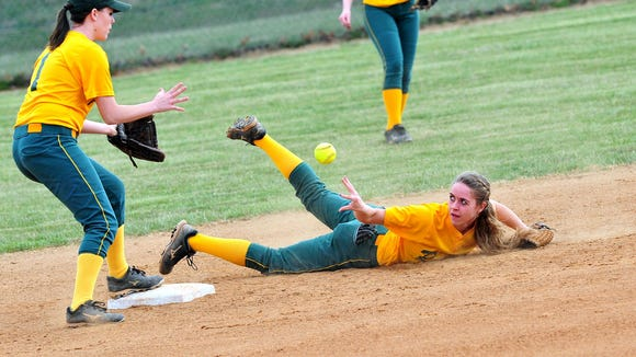 Reynolds has won six consecutive softball games.