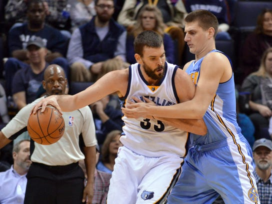 Jokic has played well for the Nuggets during his rookie