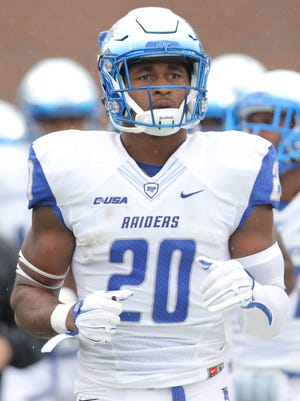 Safety Kevin Byard is preparing to be drafted.