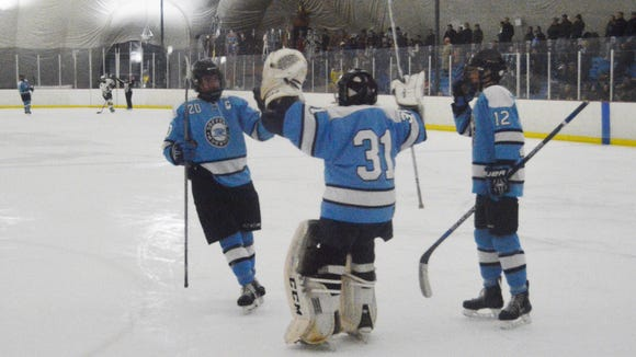 Suffern shut out Pelham last week to pick up its first