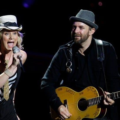 Sugarland's Kristian Bush on his reunion with Jennifer Nettles and what makes their partnership work
