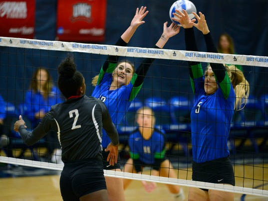UWF Volleyball 5