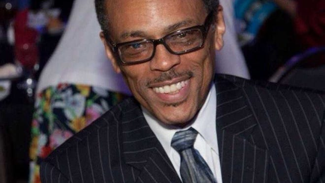 Rev. Gregory Roberts