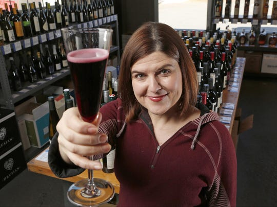 Carol Todd, co-owner of Wine Geeks in Armonk.