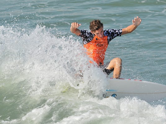 NKF Surf Festival Monday