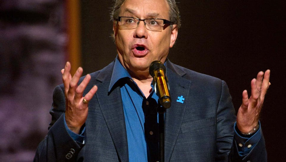 FILE - This Oct. 2, 2010 file photo shows Lewis Black