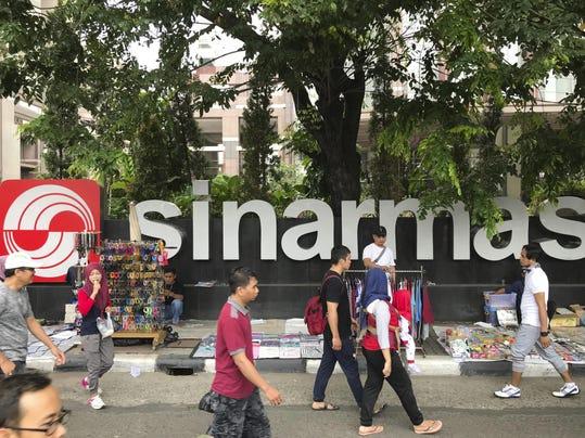 Greenpeace Sinarmas