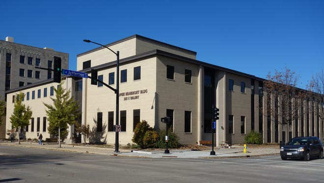 Brown County Human Services, Sophie Beaumont Building.