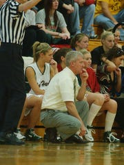 Danbury's Dick Heller also coached Lakota and Oak Harbor on his way to 300 wins.