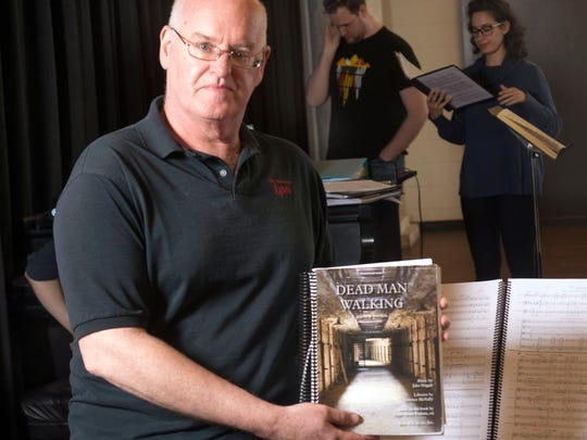 "Pensacola Opera Executive Director, Jerry Shannon is bringing the opera ""Dead Man Walking"" to the local stage. The March performance will be a first in Florida for production, said Shannon."