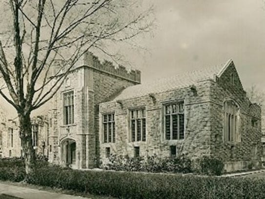 The Morristown & Morris Twp. Library at 1 Miller Road