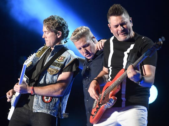 Rascal Flatts will perform at Ak-Chin Pavilion in Phoenix