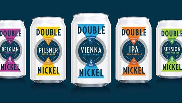 """Double Nickel's Vienna Lager has been distinguished as one of """"Philly's'' best beers."""