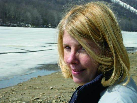 Author Kay Redfield Jamison.