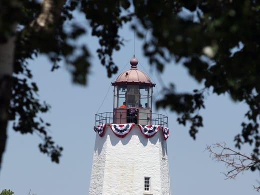 Sandy Hook Lighthouse celebrates 250 years