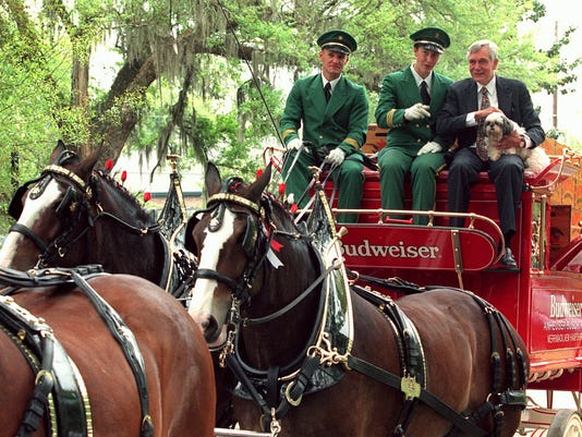 Budweiser Clydesdales, 2006