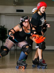 The Hurricane Alley Roller Derby team will face the Alamo City Roller Girls at 7 p.m. Saturday, Sept. 9, at the American Bank Center exhibit hall, 1901 N. Shoreline Blvd. Cost: $10 pre-sale from skaters; $10 +fees online and day of event. $5 kids. Information: www.hurricanealleyrd.com.