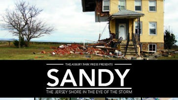 Jersey Shore Eye of the Storm Book