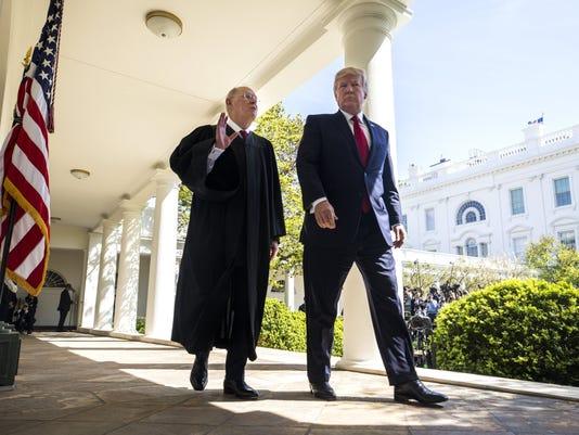 Trump judges
