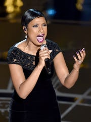 """Before she became Oscar winner Jennifer Hudson, she was among the 10 finalists of Season 3 of """"American Idol"""" who performed at the Resch Center in 2004."""