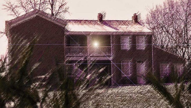The Tri-State Ohio Paranormal Society is offering three ghost tours of the Elisha Morgan Mansion in Fairfield's Gilbert Park.