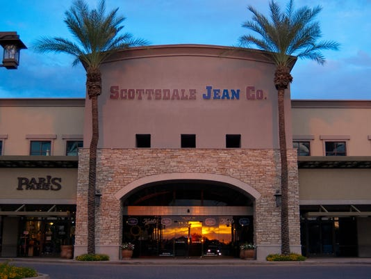 Scottsdale Jean Company in the Shops at Gainey Village