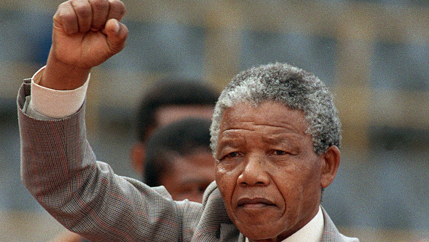 Mandela Quotes About Love 15 Of Nelson Mandela's Best Quotes