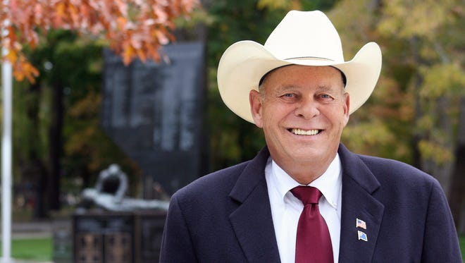 Assemblyman Jim Wheeler of Minden, whose District 39 includes the western portion of Lyon County, recently was chosen as the majority whip.