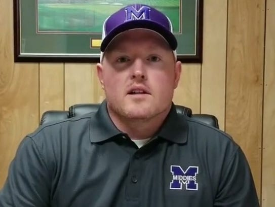Jordan Lawson will be the new Middletown golf coach,