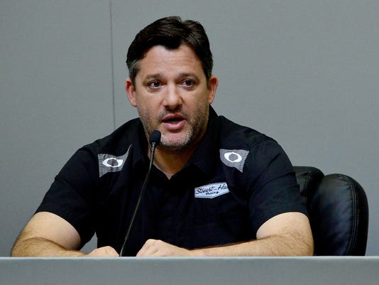 Tony Stewart still coming to terms with accident