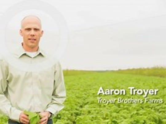 Aaron Troyer