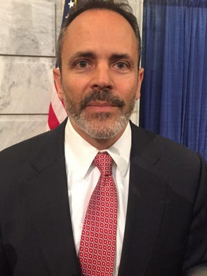 Kentucky Governor Matt Bevin.