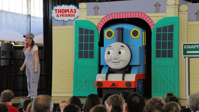 Thomas stars in the SW FL Parent & Child Family Fun Expo on May 31.