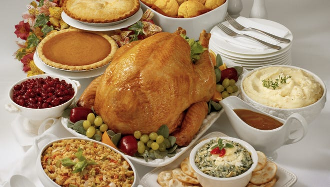 For Thanksgiving, Boston Market offers a Whole Roasted Turkey Holiday Meal for 12 for $94.99.