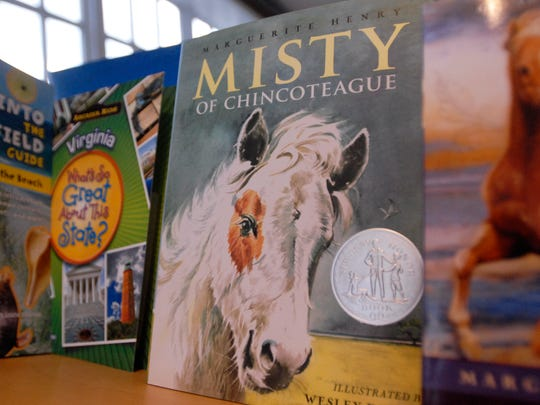 'Misty of Chincoteague': Woman who iconic Pony Swim book based character on has died