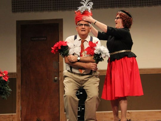 Who are the Silver Belles, and what do they have up their sleeve? Find out at Stained Glass Theatre's newest production.