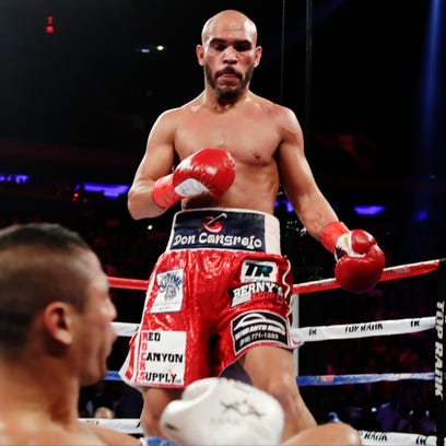 Ray Beltran puts himself in position for green card with spectacular KO