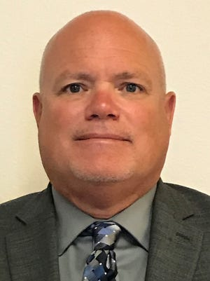 Troy White was recently approved by the EVSC School Board to serve on the EVSC Police Department. White is the fourth EVSC police officer to join the district's department.