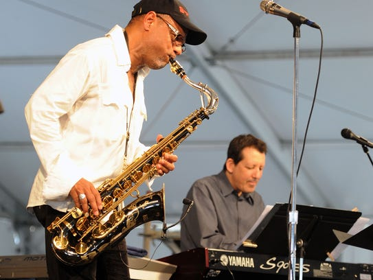 Saxophonist Kirk Whalum will perform at Madame Walker