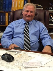 Rich Miller works in insurance in downtown Griffith. He's a 1976 Griffith grad.