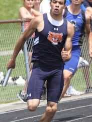 Galion's Houston Blair was part of the first place