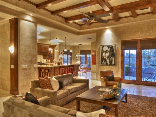 Frankie Muniz's Scottsdale home