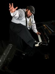 Victor Wainwright plays Tuesday at Nectar's.