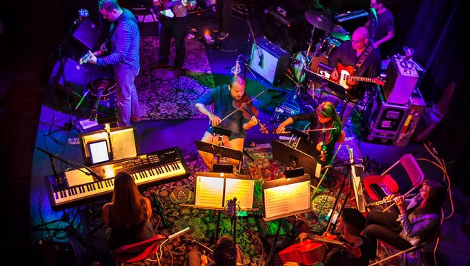 When an ensemble from concert:nova performed with indie pop band The Mitchells in a 2015 performance at Over-the-Rhine's Woodward Theater, one of the goals was to reimagine the work of Franz Schubert.