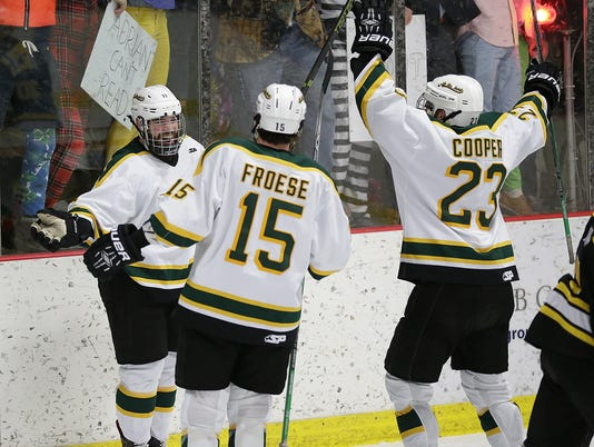 GPG ES SNC vs Adrian hockey 1.22.16